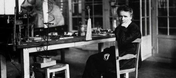 Marie Curie and Discovery of Radium