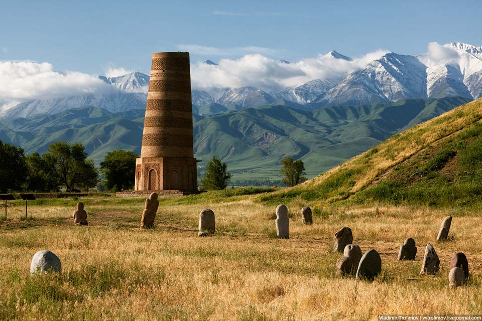 Loyal Guard of the Silk Road: Burana Tower