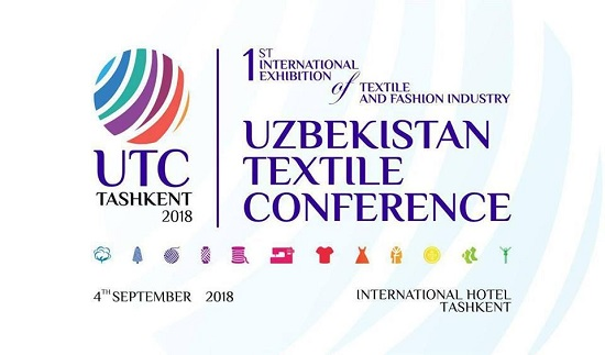 "Tashkent hosts the first ""Uztextile Expo 2018"""