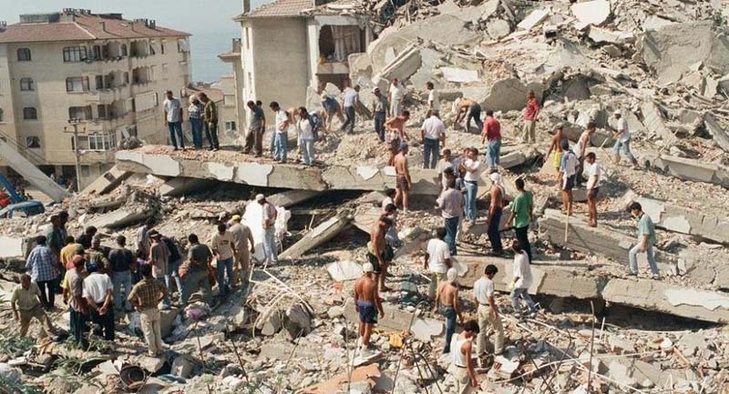 45 Second Disaster: Earthquake of August 17