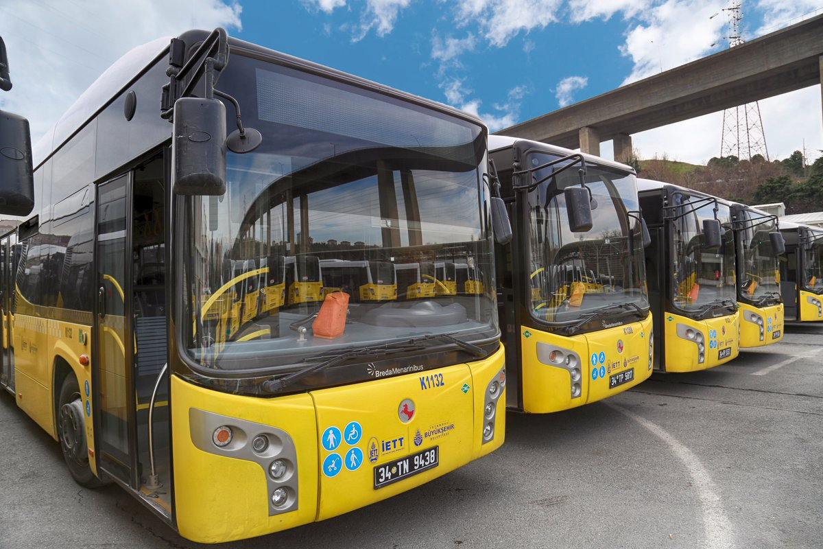 All Public Transport in Istanbul will be Free on 15th July