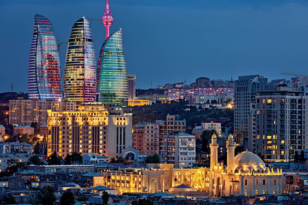 The list of the most popular cities of Azerbaijan among tourists were announced.
