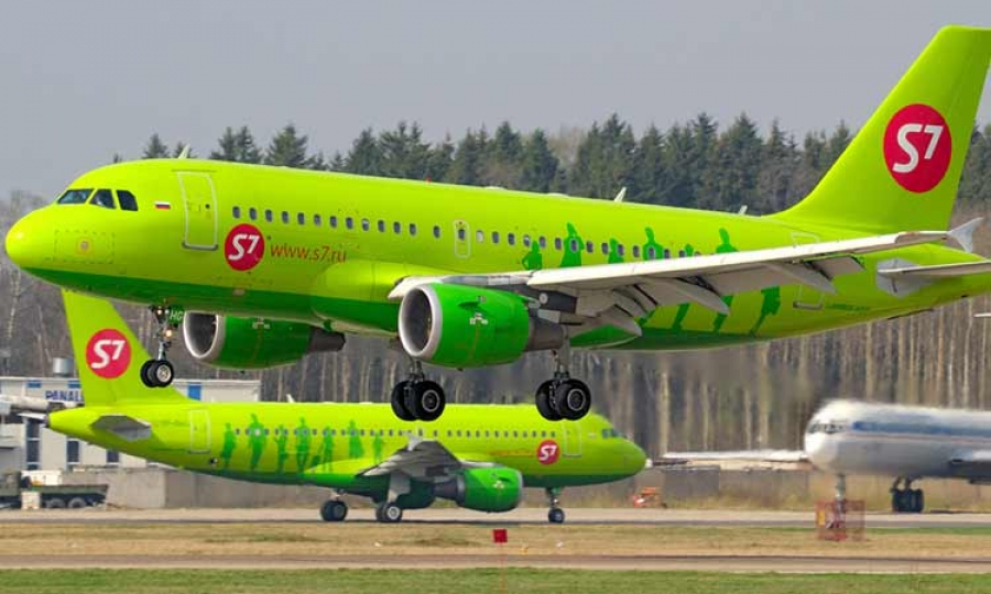 S7 Airlines to open flight between Moscow and Tashkent