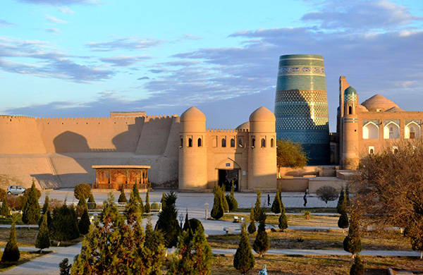 Khiva- a city of historical myths and legends