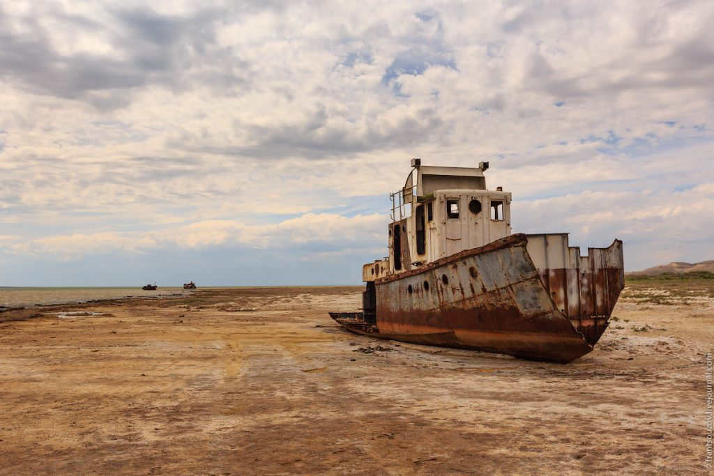 Central Asian leaders to gather for Aral Sea summit