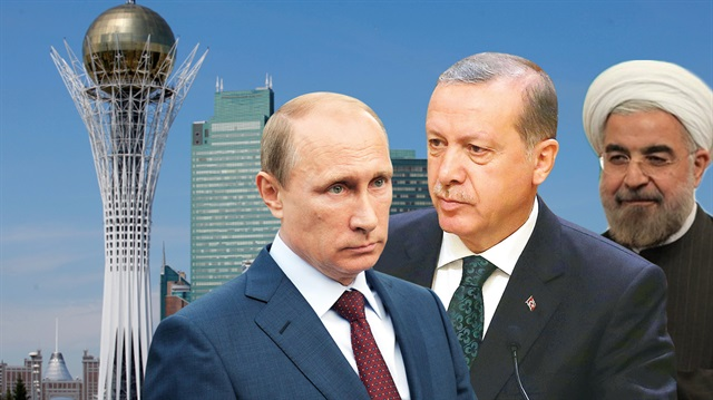 Erdogan, Putin and the Ruhani will hold Syria Talks in Tehran