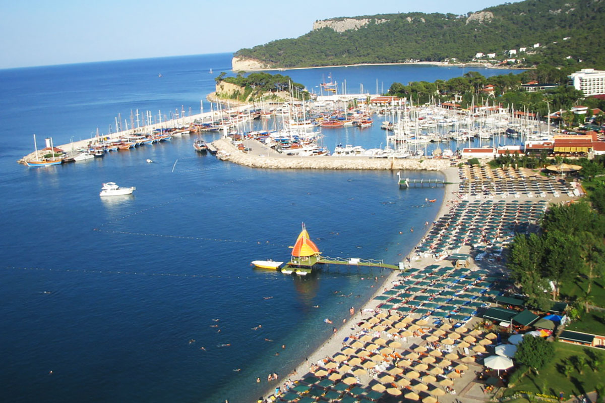 Antalya has achieved a record tourism growth of all time.