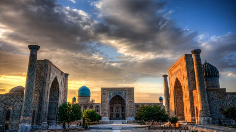 Top 5 Place To Visit In Uzbekistan