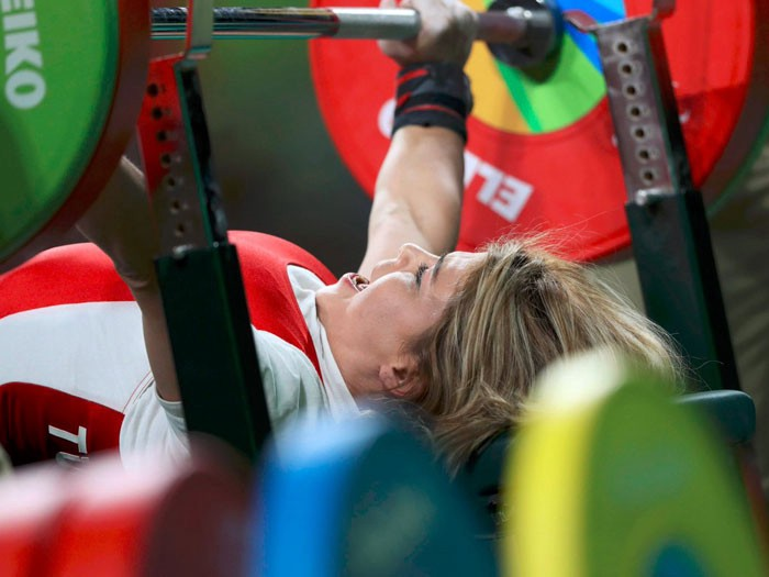 Paralympians won eight medals in Europe