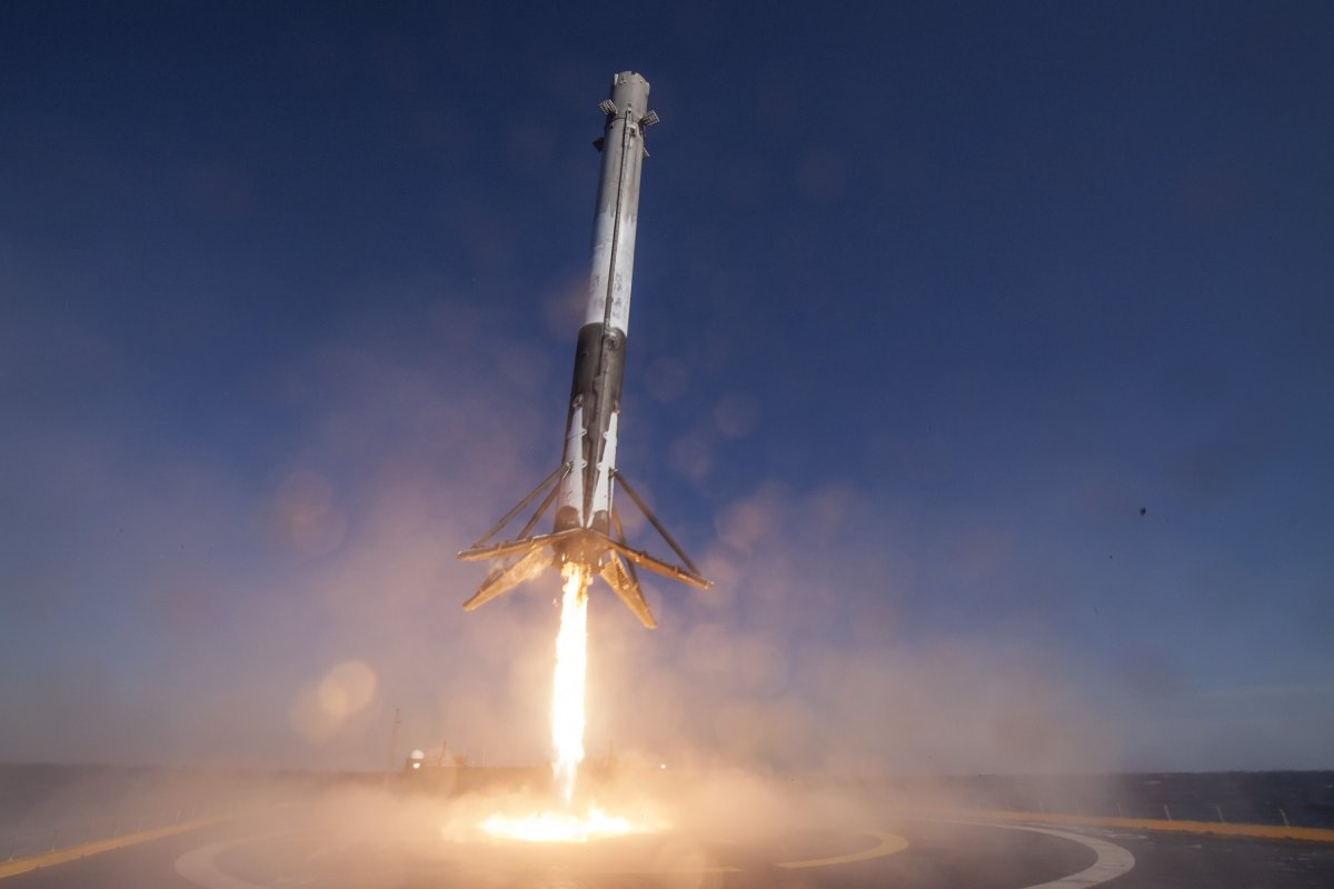 SpaceX launched 7 New Satellites
