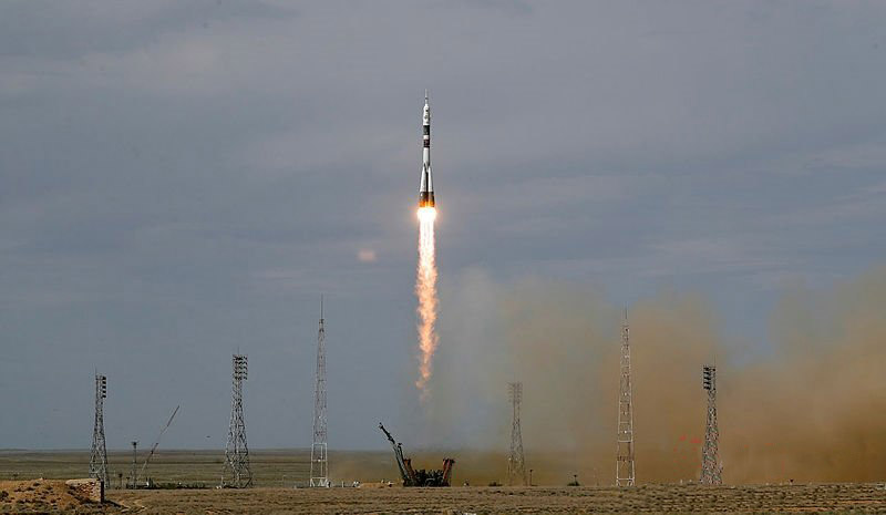 Russia launches Soyuz MS-09 spacecraft to the ISS