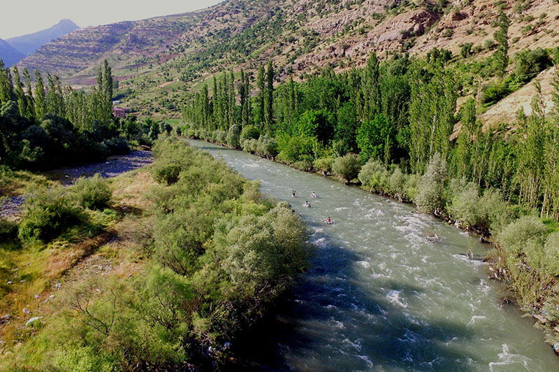 "A ""terror-free"" Habur Stream attracts more visitors"