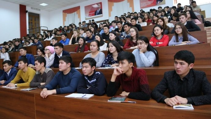 54 thousand Scholarships for Higher Education from the Government of Kazakhstan