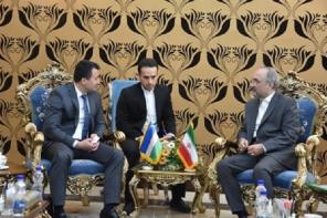 Uzbekistan and Iran have agreed to establish a joint investment committee